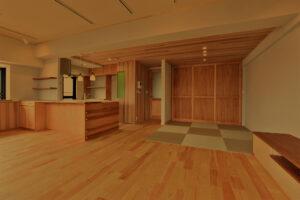 未来住建のマンションリフォーム、リノベーション