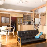 case20「ハンモックのあるマンション」|株式会社未来住建|安城市|注文住宅・マンションリフォーム・定期借地権付分譲