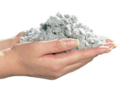 新聞紙のリサイクルから生まれた断熱材。細かな紙の繊維を隙間なく吹き込むことで高い断熱性と調湿性を発揮。結露を防ぎ、室内を快適な湿度にコントロール。防音性にも優れています。 株式会社未来住建 安城市 注文住宅・マンションリフォーム・定期借地権付分譲