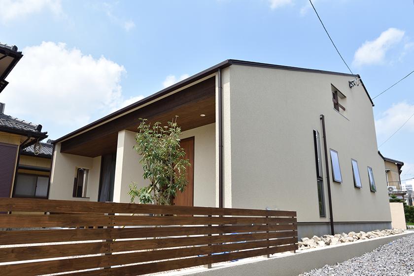 木の家の外観イメージ|株式会社未来住建