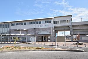 名鉄西尾線「桜井」駅写真|株式会社未来住建