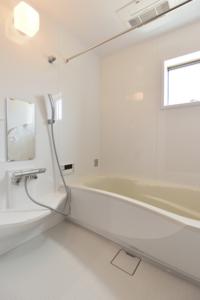 大山A棟浴室写真